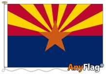 - ARIZONA ANYFLAG RANGE - VARIOUS SIZES